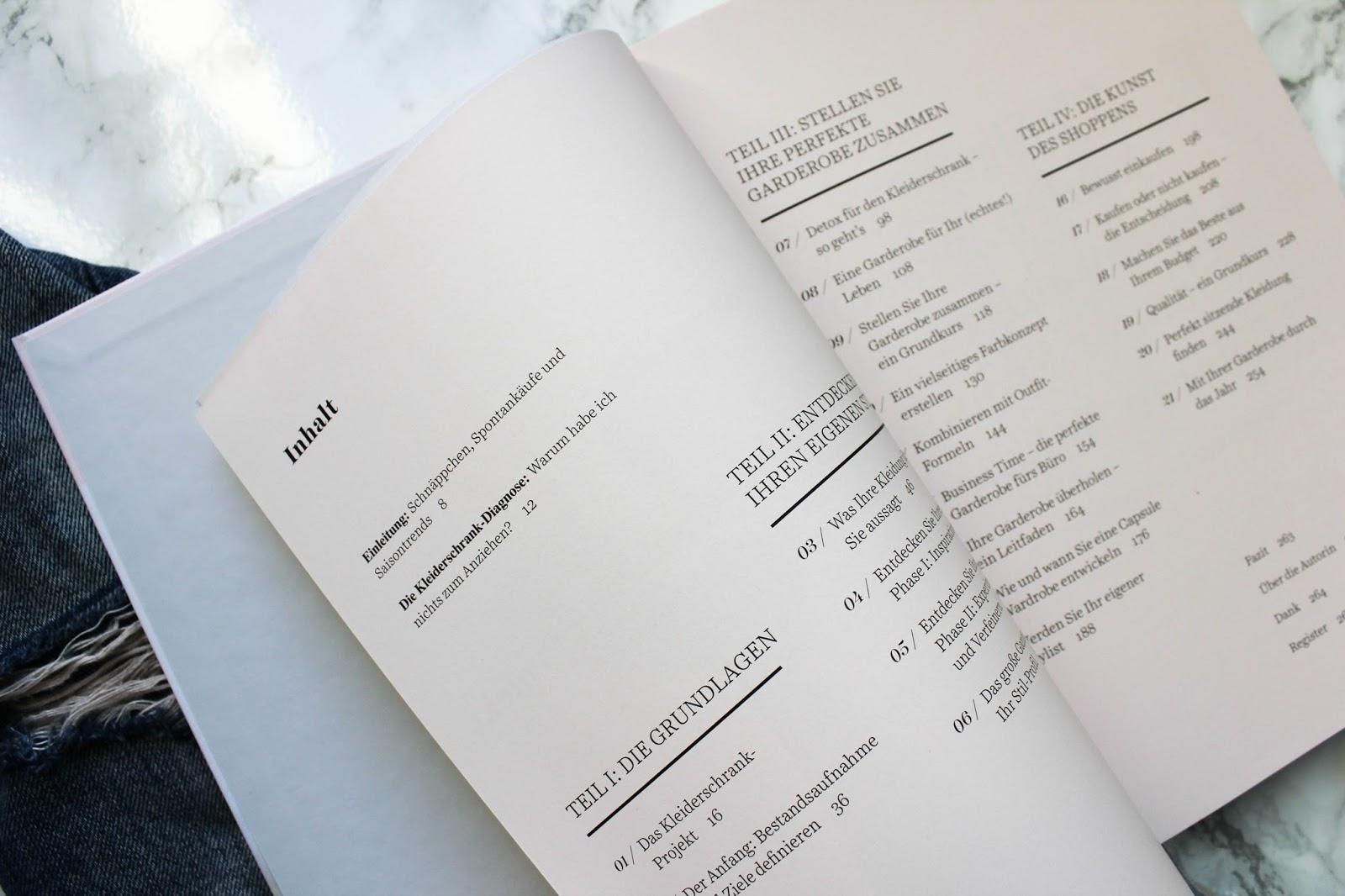 Das Kleiderschrank Projekt Von Anuschka Rees Dieliebezudenbuechern De