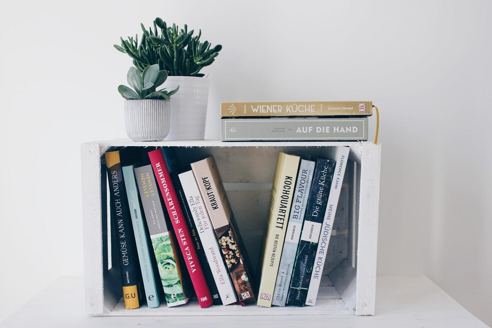 Ein neues Zuhause für meine Kochbücher | dieliebezudenbuechern.de