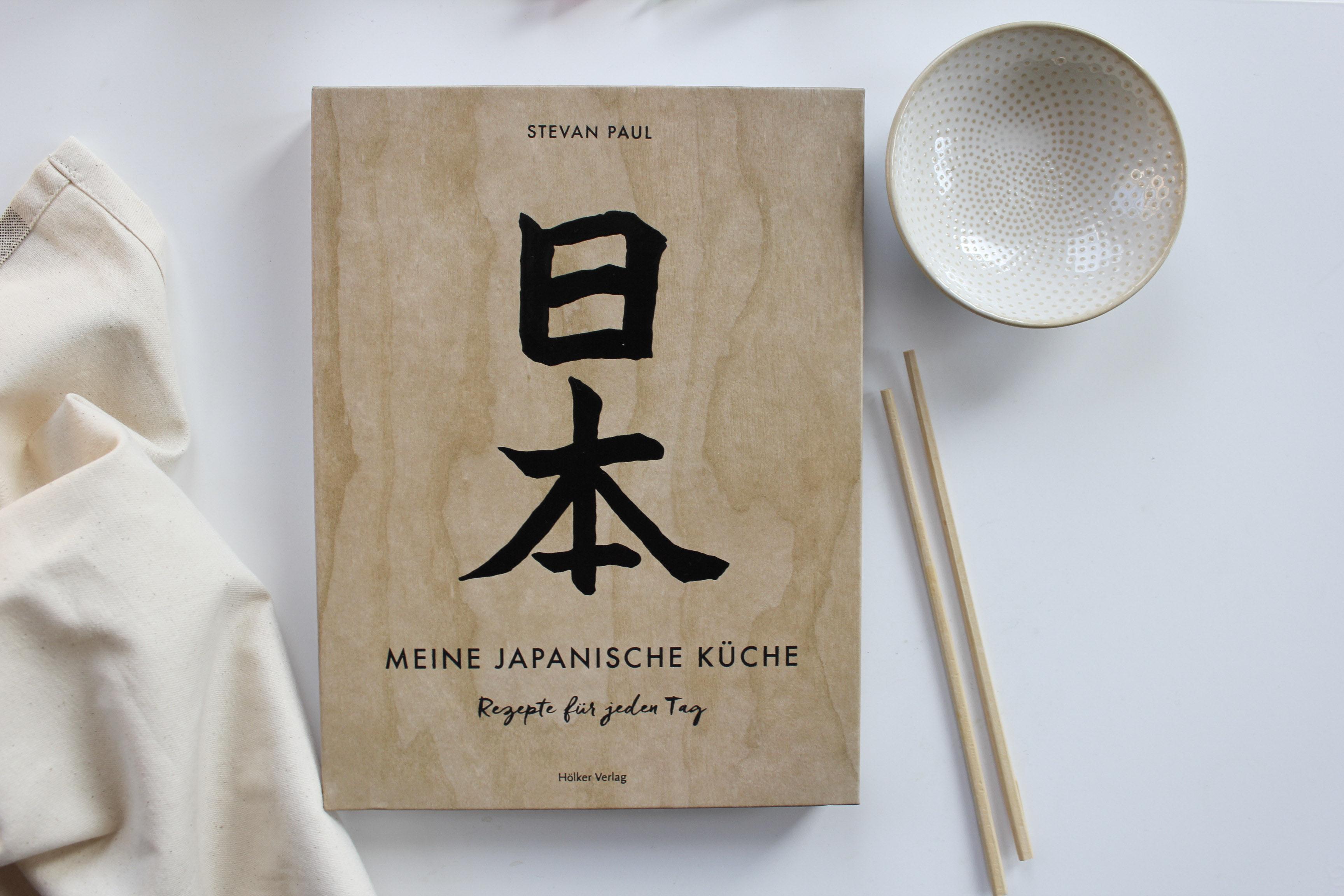 Meine japanische Küche\' von Stevan Paul - dieliebezudenbuechern.de