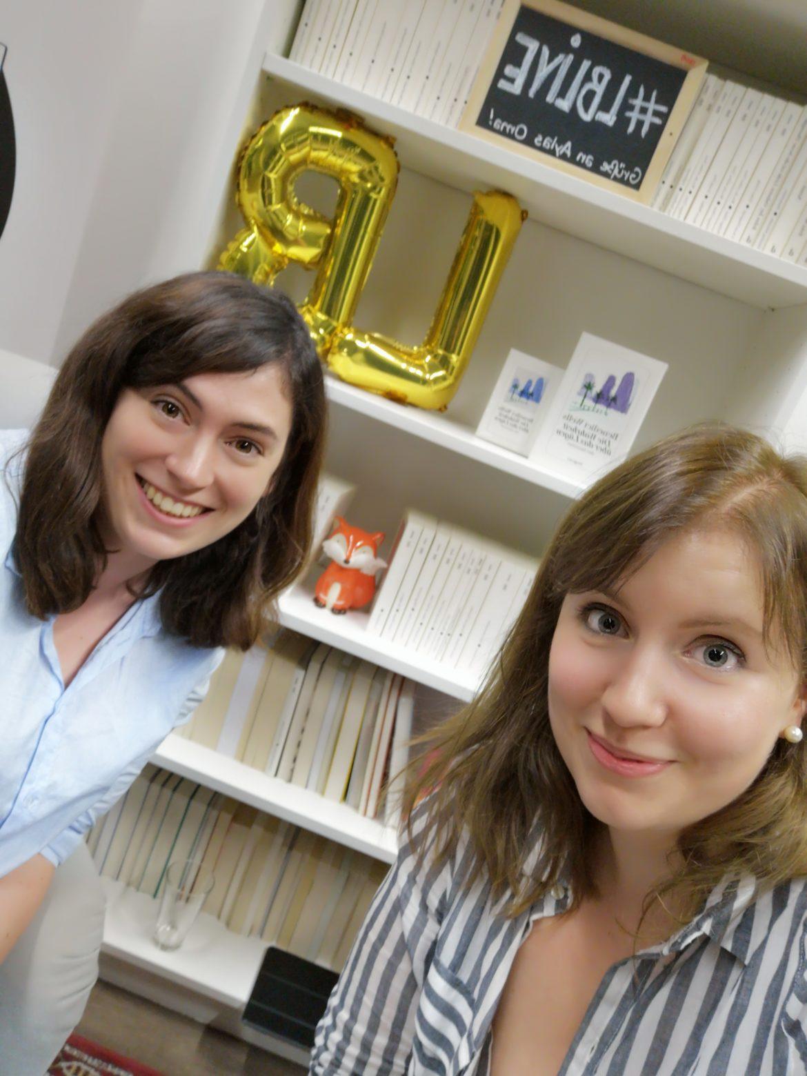 Happy Blogbirthday! Zum 7. Geburtstag gibt es Büchertipps.