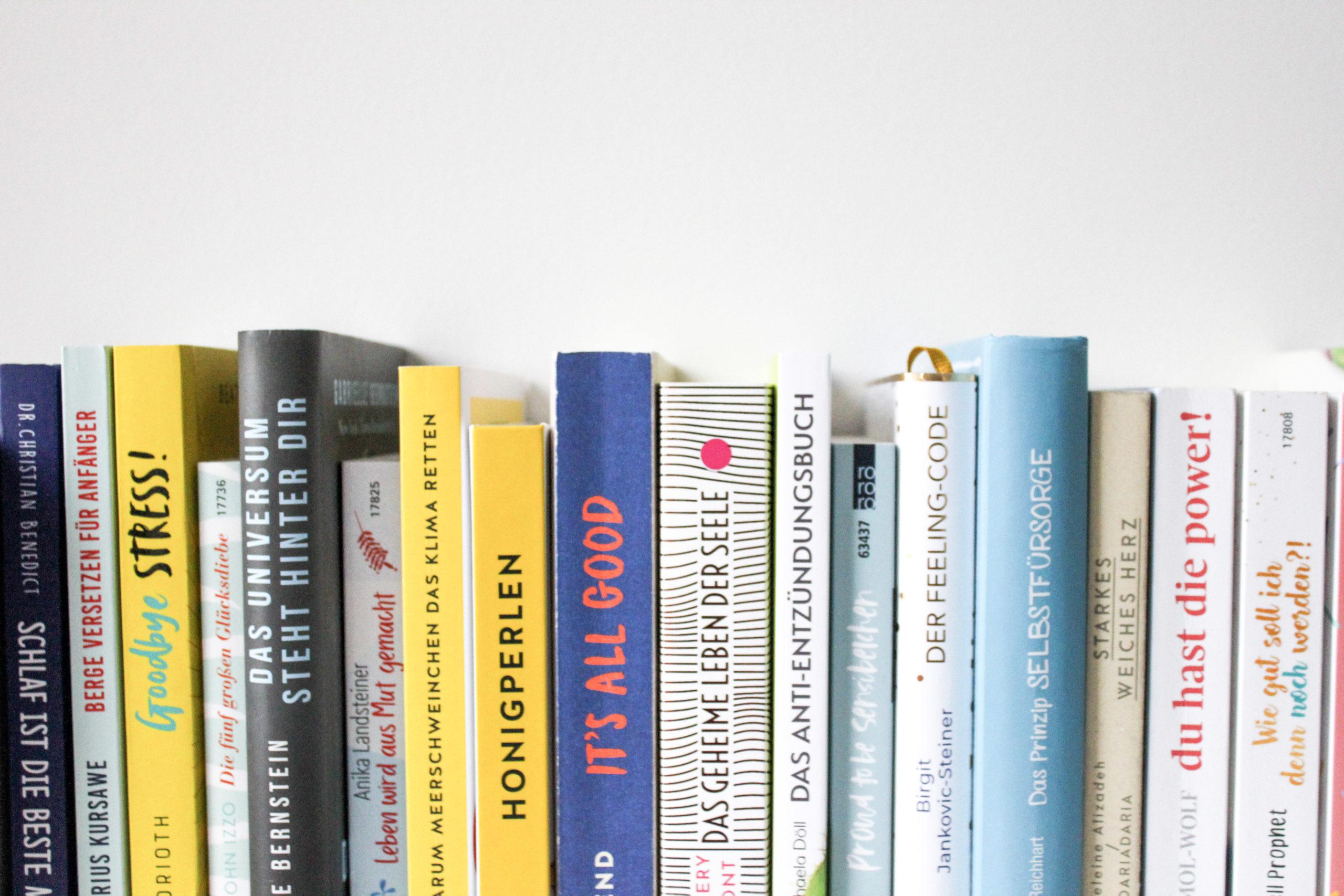 Unterschiedliche Sachbücher