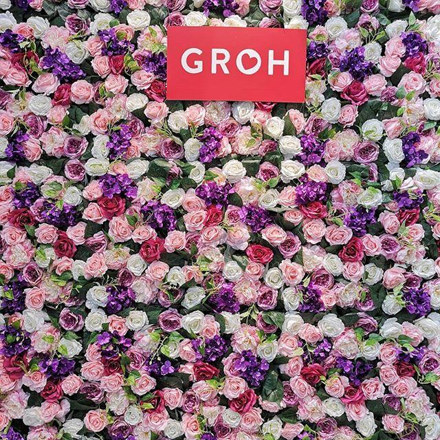Die tolle Blumenwand vom @grohverlag muss man auf jeden Fall auch einmal fotografieren. An dem Stand hab ich auch eine Menge toller Bücher gefunden, wie z.B. das über die Freundschaft vom 2. Bild. Wer noch auf der Messe ist, der sollte auf jeden Fall dort vorbeischauen. #fbm18 #grohverlag #flowers