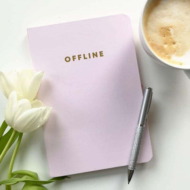 Offline - Passt ja irgendwie ganz gut, weil gestern gefühlt alles nicht mehr funktioniert hat, hab ich einfach den Abend genossen und mich mit meinem Buch beschäftigt. Tat auch mal gut und deshalb hab ich mir auch vorgenommen, künftig mal wieder mehr so Tage/Abende einzulegen. In dem schönen Notizbuch hab ich ein paar Gedanken gesammelt und Ideen geschmiedet. (Notizbuch selbst gekauft von @mynotesliebe) .  #offline #notizbuch #notizbuchliebe #mynotes #gedanken #diepetzi #dieliebezudenbüchern #schönedinge #notes