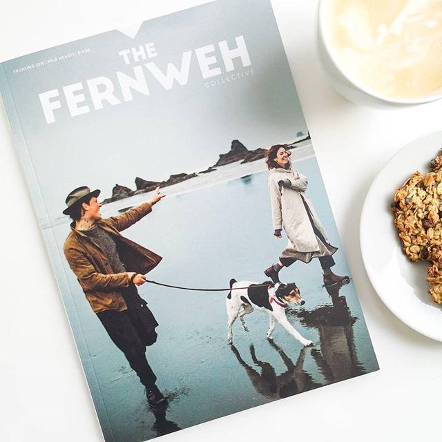 Ich finde, dass das @thefernwehco eines der schönsten Magazine überhaupt ist. Ähnlich wie ein Bildband, weil absolut hochwertig aufgemacht und voller schöner Berichte und Fotos. Leider will ich jetzt gerne den Koffer packen und sofort los. Der Name ist hier echt Programm. Kennt ihr das Magazin auch? . (Werbung/selbst gekauft) #reisen #magazin #thefernweh #fernweh #explore #exploring #neverstopexploring #bildband #diepetzi #tollebilder #tipp #thefernwehcollective